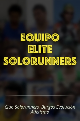 Equipo Elite Solorunners